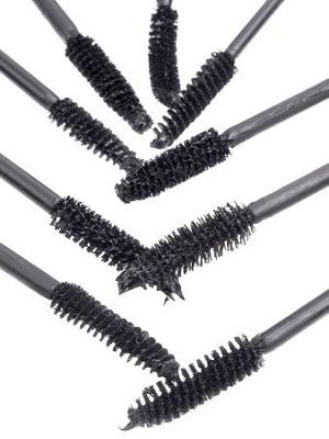 Kosmetik Haare Beauty Eyeliner am oberen Wimpernkranz
